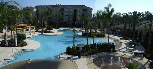 Mickey's Condo Windsor Hills 3 Bedroom Vacation Condo Disney Area www.mickeyscondo.com